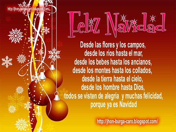 Feliz navidad tarjetas con mensajes cristianos tarjetitas - Tarjetas navidenas cristianas ...
