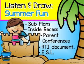 Listen & Draw: Summer