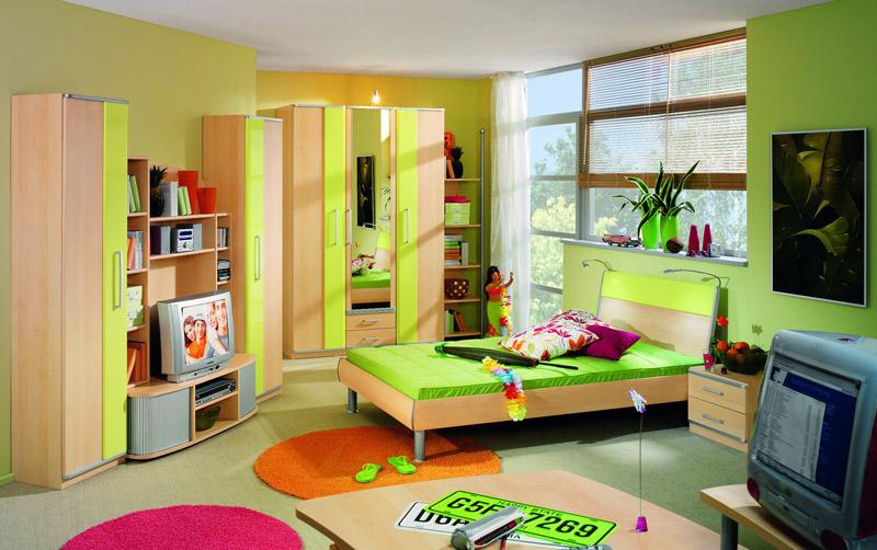 Dise o y decoraci n de la casa dormitorio infantil - Diseno dormitorios infantiles ...