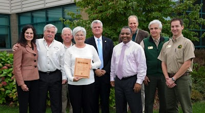 Bay City State Recreation Area Friends group wins prestigious award