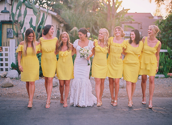 bridesmaid dresses multiple styles same color 41 - Bridesmaid Dresses Same Color Different Style