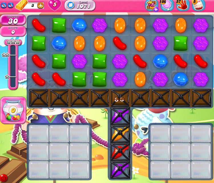 Candy Crush Saga 1071