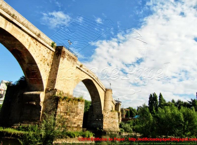 Ourense, Puente Romano