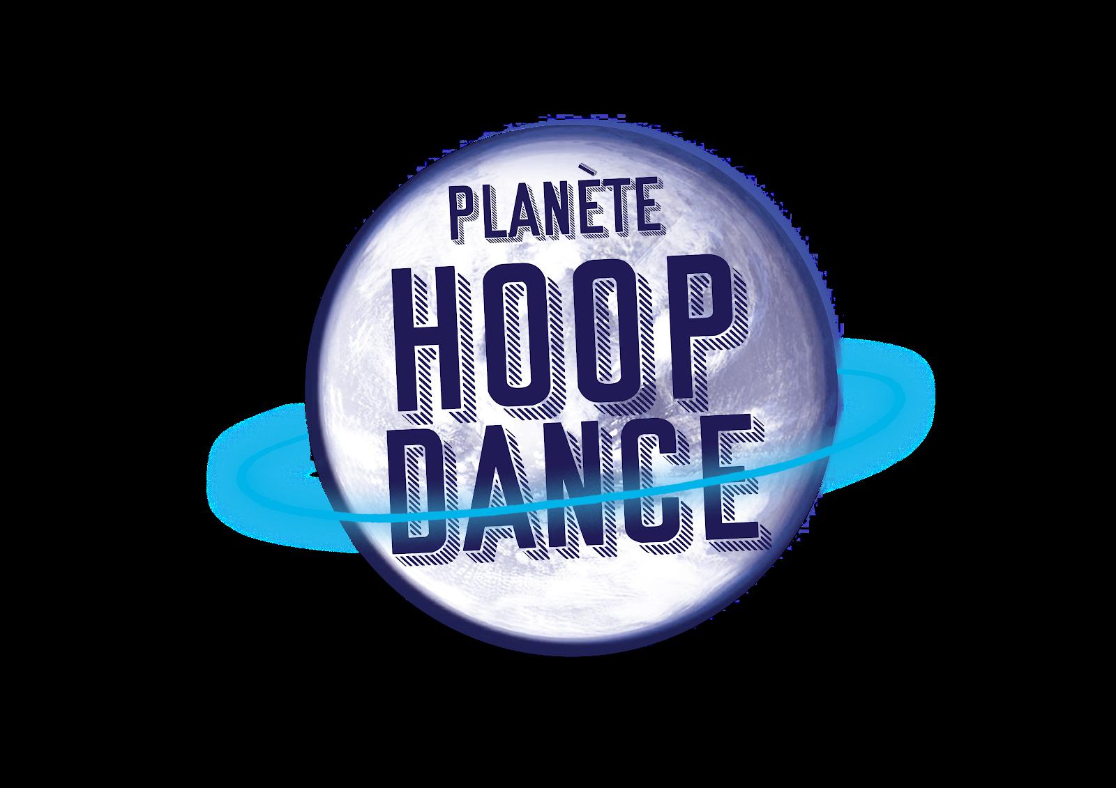 LA GATOUN PLANETE HOOP DANCE