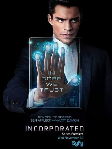 Incorporated - Saison 1