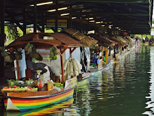 Tempat Wisata di Bandung, Floating Market Lembang