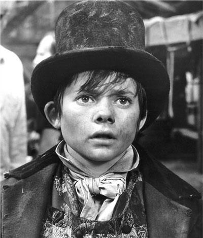 Oliver Twist, Jack Wild