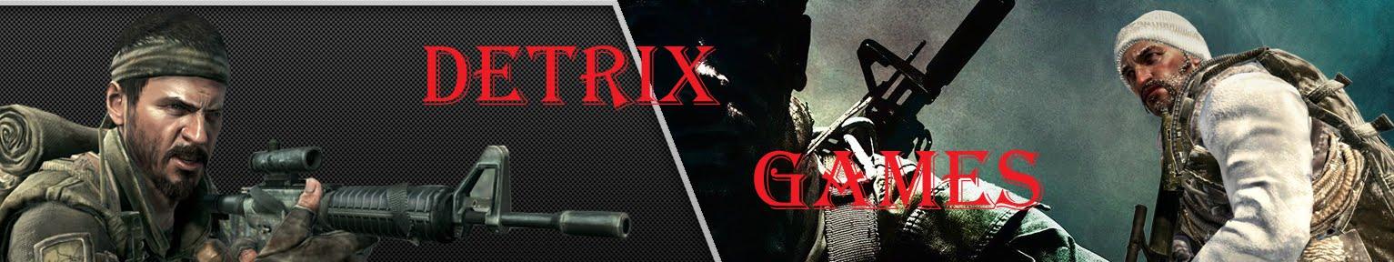DETRIX GAMES