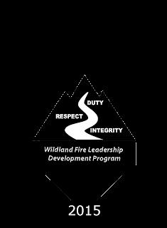 2015 Wildland Fire Leadership Challenge logo