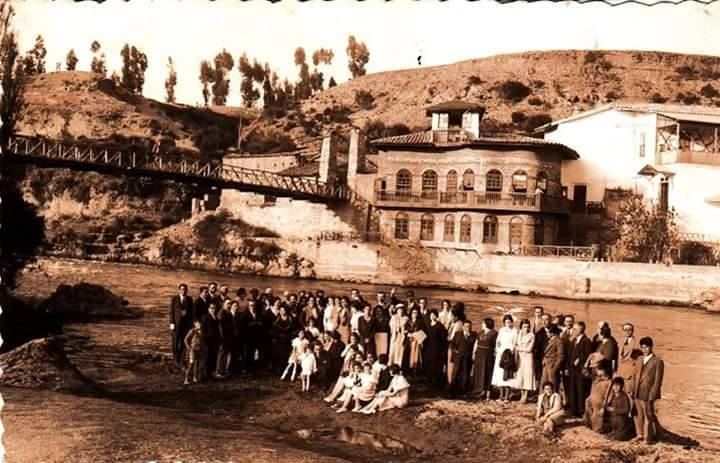 Puente la Breña, Caminito de Huancayo