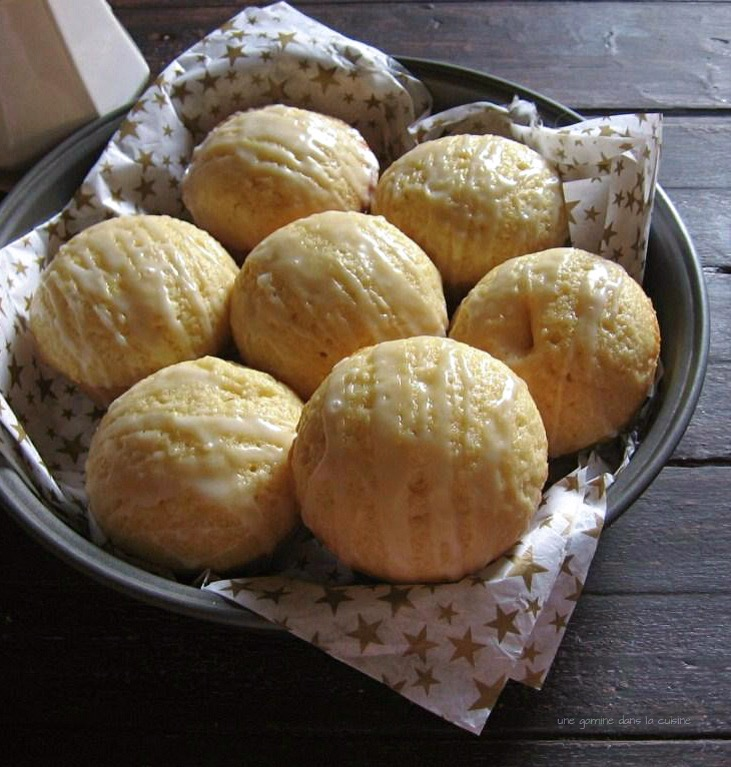 lemOn muffins | une gamine dans la cuisine