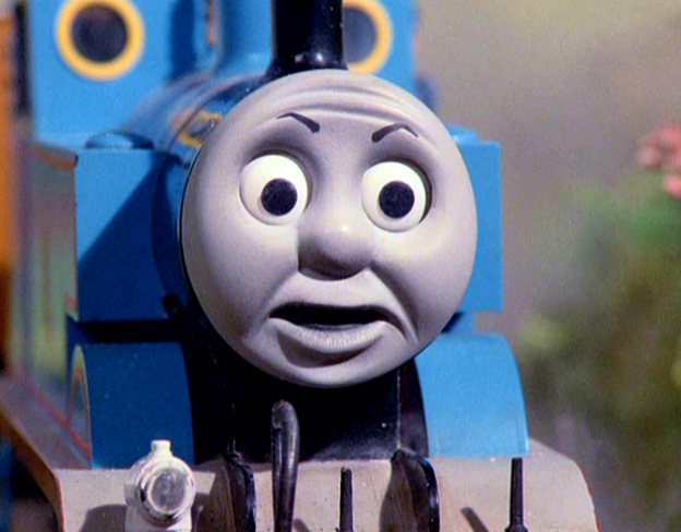 Made me smile naim audio forums for Thomas goes fishing