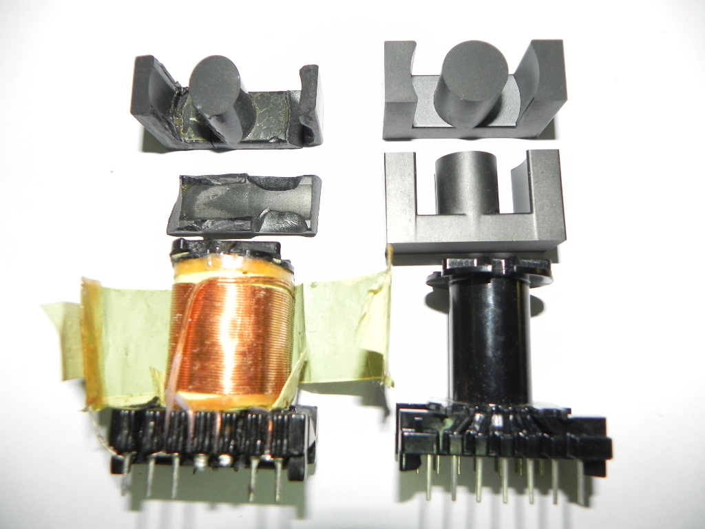 OCZ Fatal1ty 750W power supply repair (SMPS transformer teardown ...
