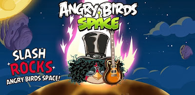 Angry Bird Space Premium Apk