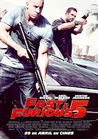 Fast and Furious 5 (A todo gas 5) (2011) online y gratis