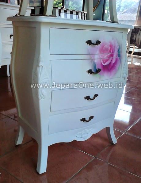 Pink Rose Mebel Jepara JeparaOne