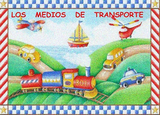 Un Mundo Interactivo de los Medios de Transporte