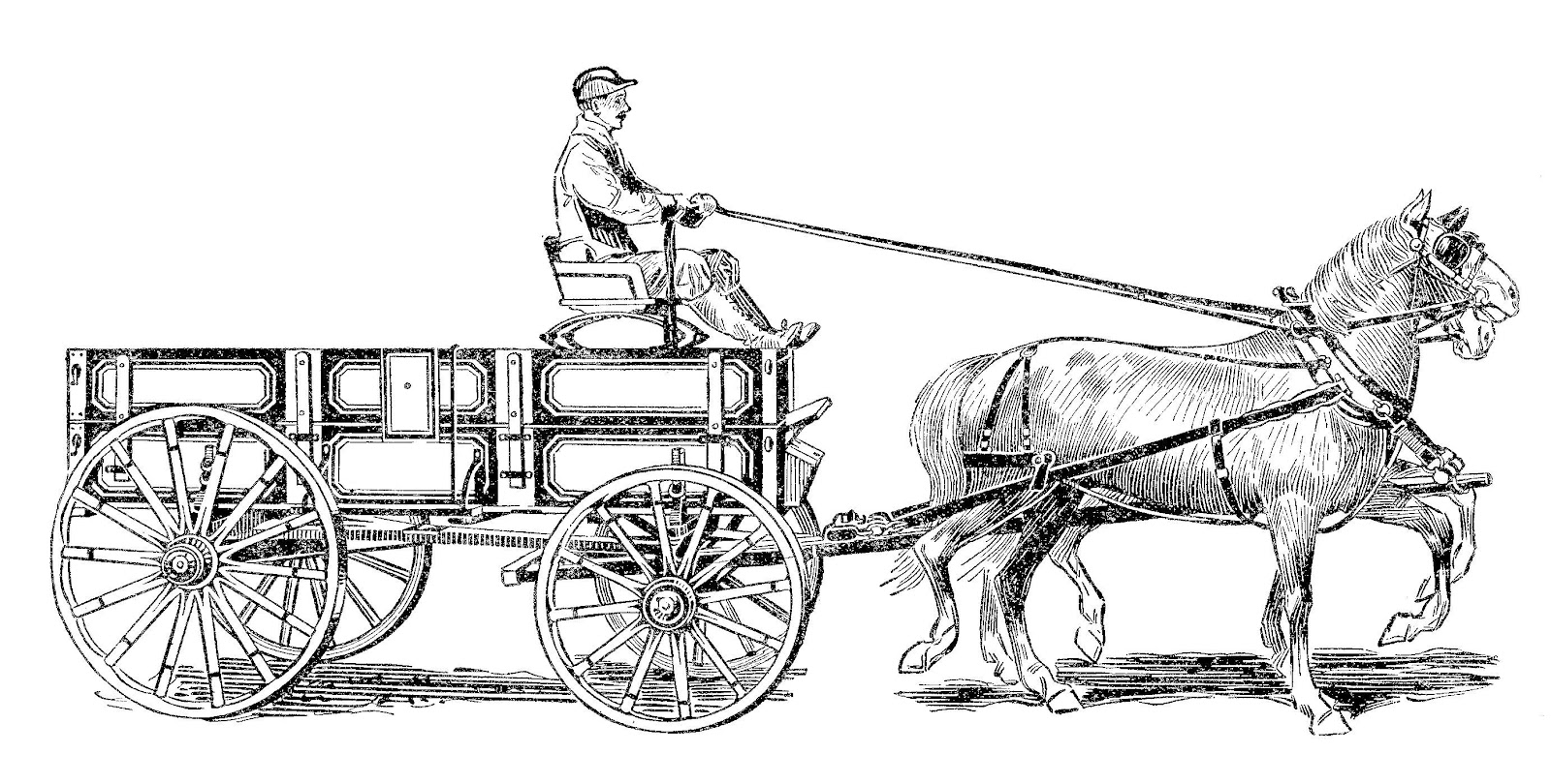 wagon trains coloring pages - photo#43