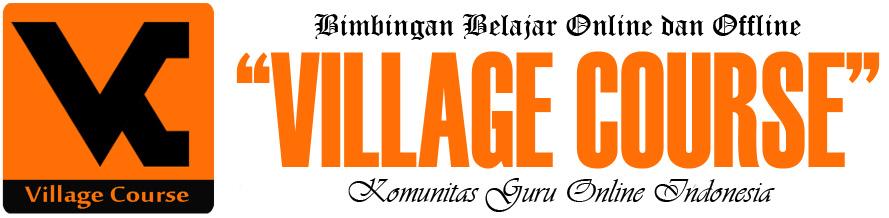 Village Course | Bimbingan Belajar Termurah | Sumber Materi Pelajaran