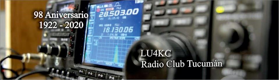 Radio Club Tucumán LU4KC