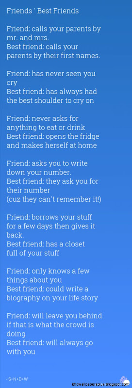 The Best Friendship Quotes   11 to 20