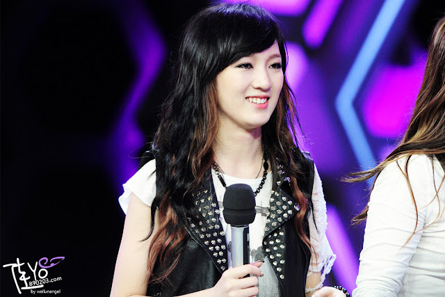 [PICTURE] Jia Miss A on Happy Camp Hunan TV