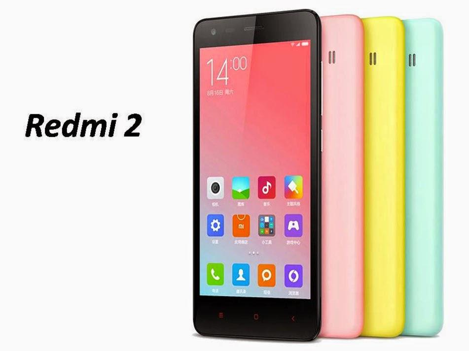 Harga dan Spesifikasi Xiaomi Redmi 2