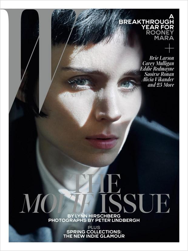 Stars in W Magazine