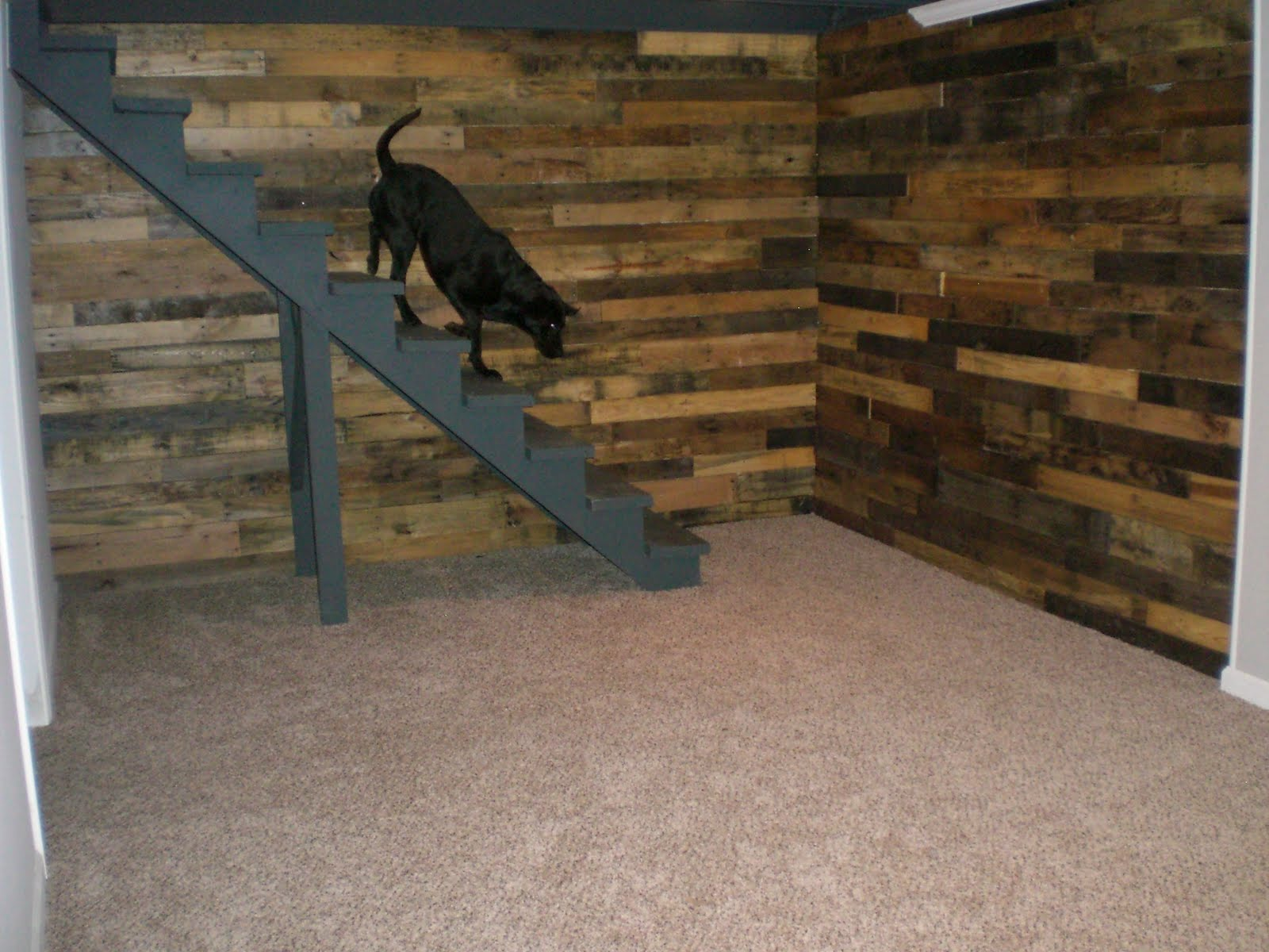 give a cabin like makeover to your attic or basement it will add