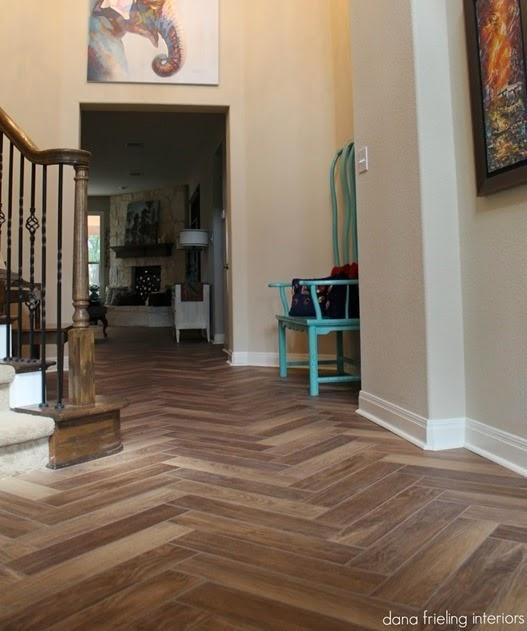 Faux wood tiles art of clean uk 01223 863632 for Fake hardwood tile