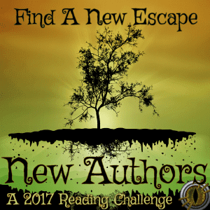 New Authors Reading Challenge