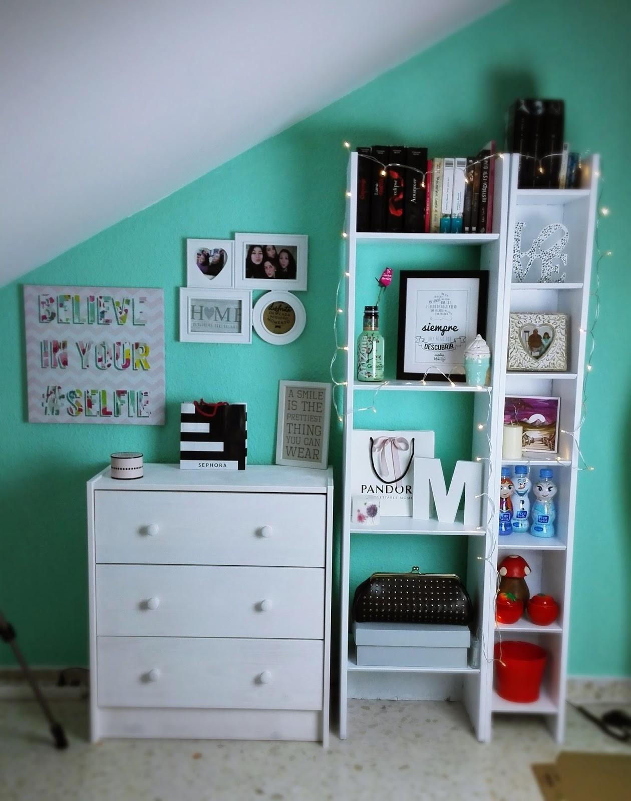Marianmakeupsecrets muebles blancos para tu habitaci n for Quiero tus muebles