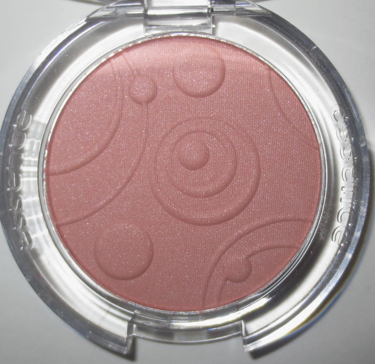 essence silky touch blush in 50 sweetheart