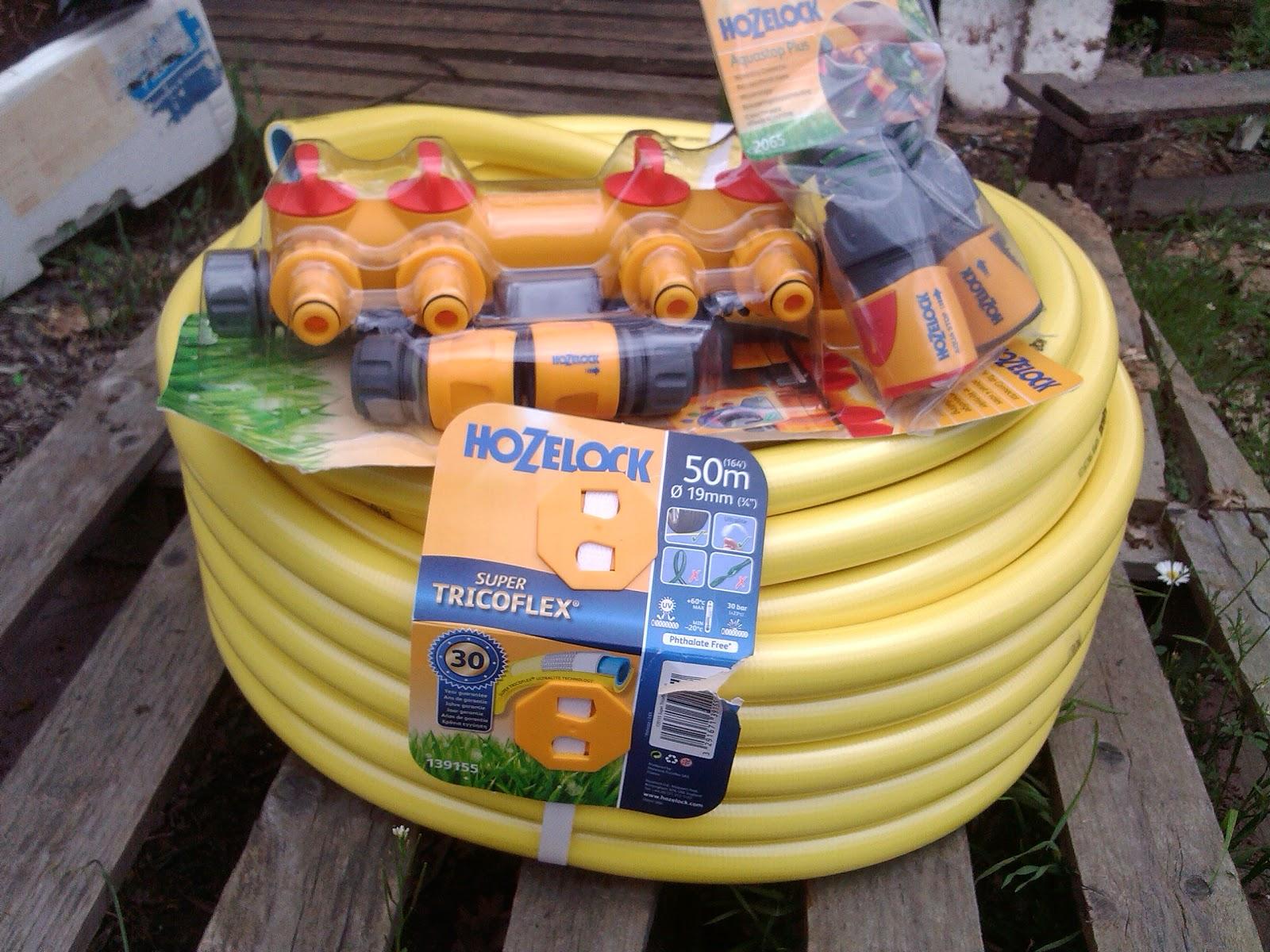 Le potager d 39 aur lie test produits d 39 arrosage d 39 hozelock - Arrosage automatique jardin potager ...