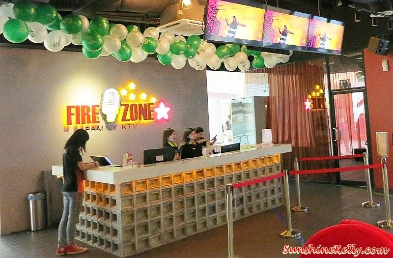 Karaoke, Firezone Family KTV, Family Karaoke, Bloggers' Day Out @ Klang Parade, Klang Parade, Shopping Mall