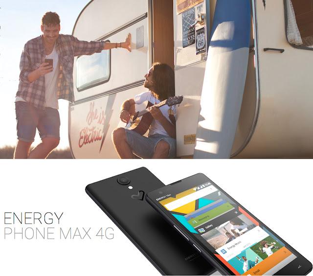 Phone energy sistem