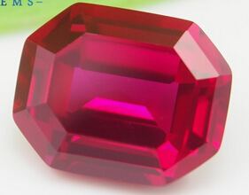 Synthetic_Created_Lab_Ruby_5#_Corundum_Octagon_Cut_China