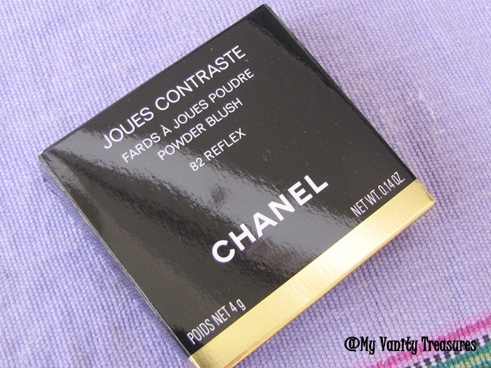 Chanel Joues Contraste Powder Blush Reflex