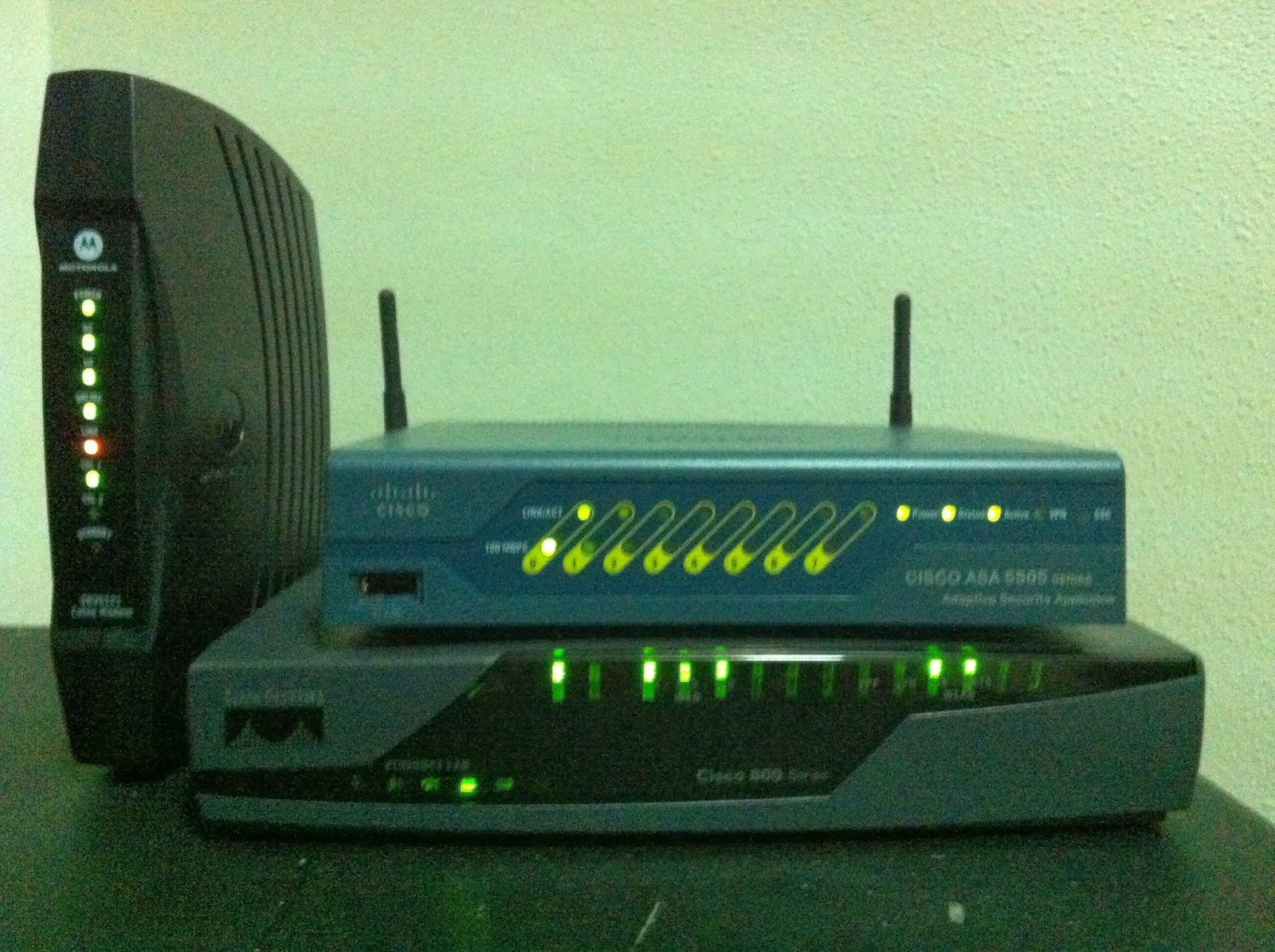My Network Lab: Configuring My Cisco ASA 5505 Home Lab Firewall