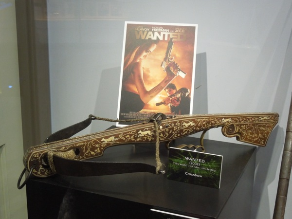 Wanted assassin crossbow prop