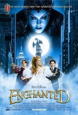 Chuyện Thần Tiên Ở New York - Enchanted (2007) Poster