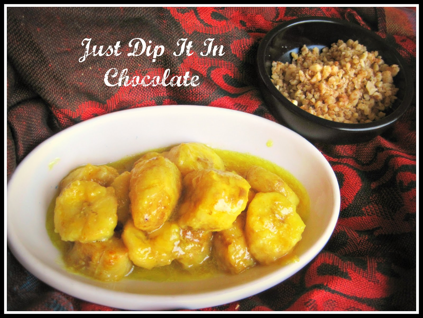 Just dip it in chocolate tilapia filets with coconut milk recipe forumfinder Image collections