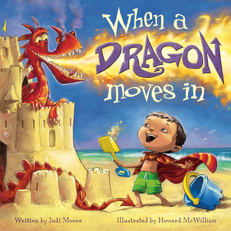 When a Dragon Moves In Howard McWilliam