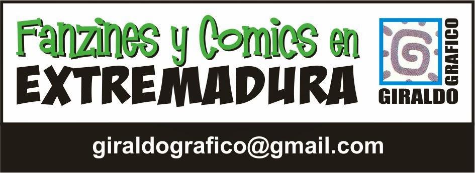 Fanzines y Comics en Extremadura