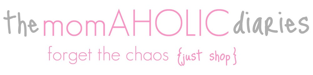the momAHOLIC {diaries}