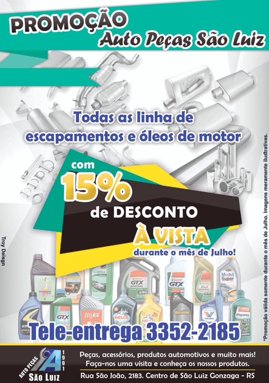 Auto Peças São Luiz