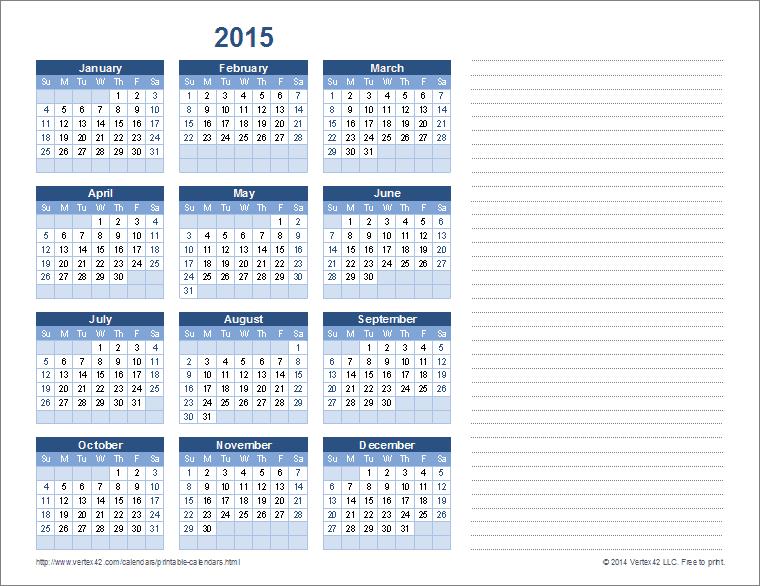 free printable calendar 2018  free printable calendar