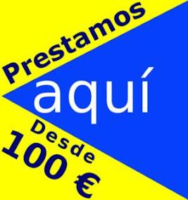 Préstamos desde 100€: