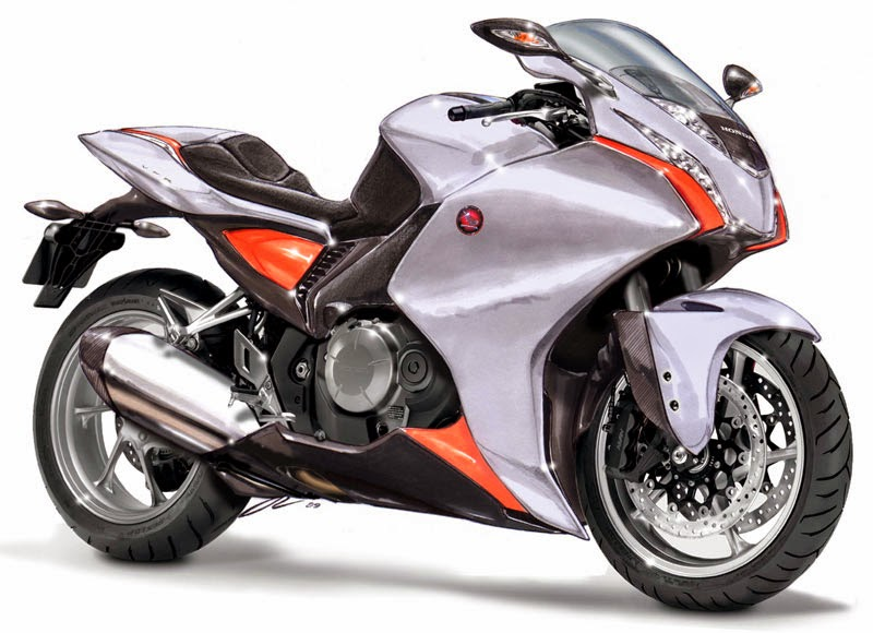 Honda VFR1200F Bikes Wallpapers
