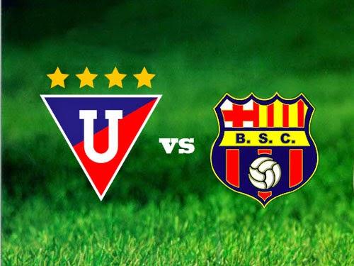 Liga vs Barcelona online